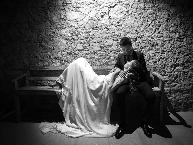 La boda de Javier y Beatriz en Madrona, Segovia 45