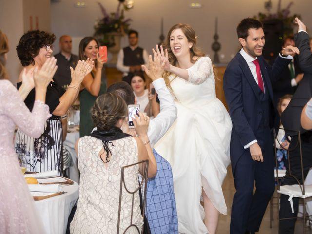 La boda de Javier y Beatriz en Madrona, Segovia 46