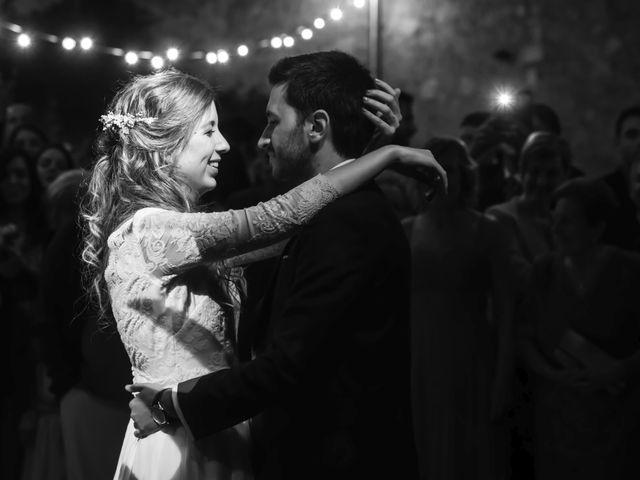 La boda de Javier y Beatriz en Madrona, Segovia 55
