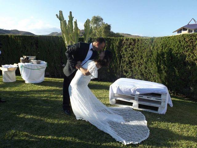 La boda de Cheché y Sebas