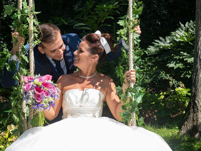 La boda de Raul  y Lorena en Vilanova Del Valles, Barcelona 1