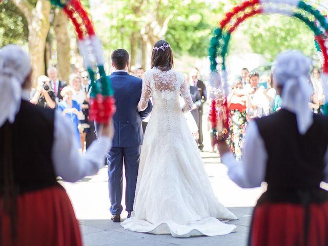 La boda de Marina y Gerardo
