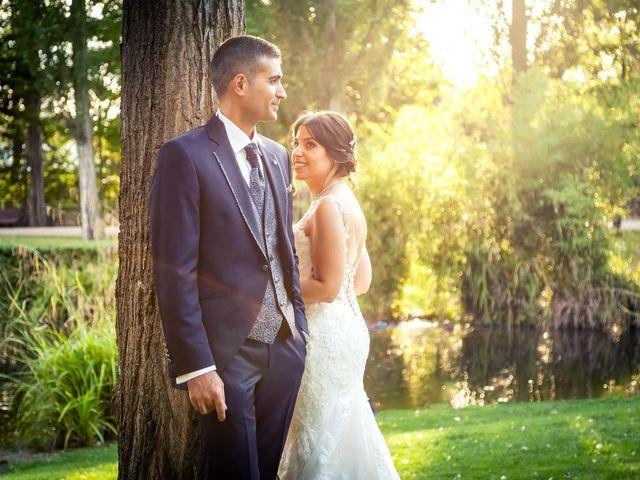 La boda de Cristina y Ramón