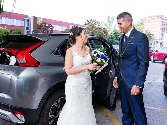 La boda de Ramón y Cristina en Palencia, Palencia 1