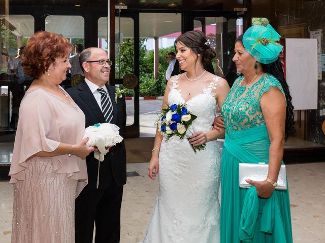 La boda de Ramón y Cristina en Palencia, Palencia 3