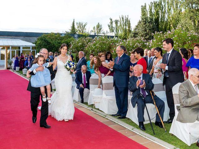 La boda de Ramón y Cristina en Palencia, Palencia 7