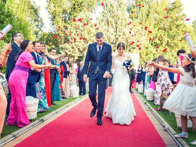 La boda de Ramón y Cristina en Palencia, Palencia 16