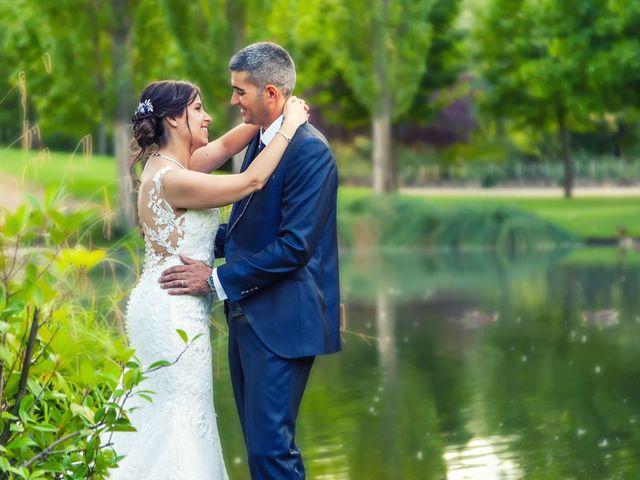 La boda de Ramón y Cristina en Palencia, Palencia 19