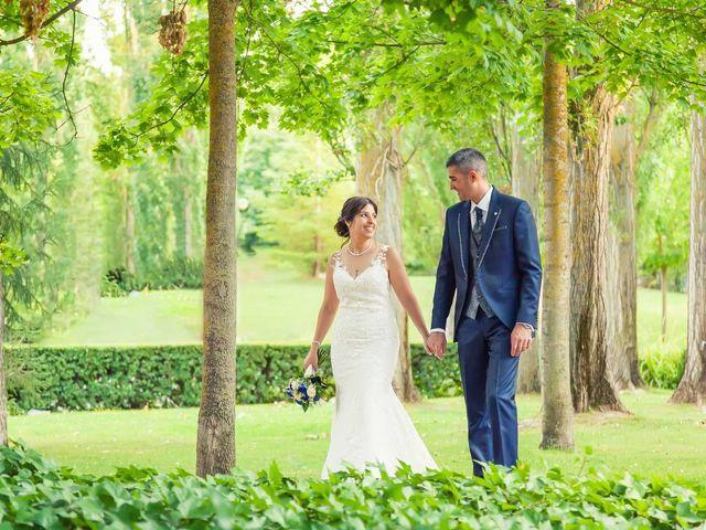 La boda de Ramón y Cristina en Palencia, Palencia 26