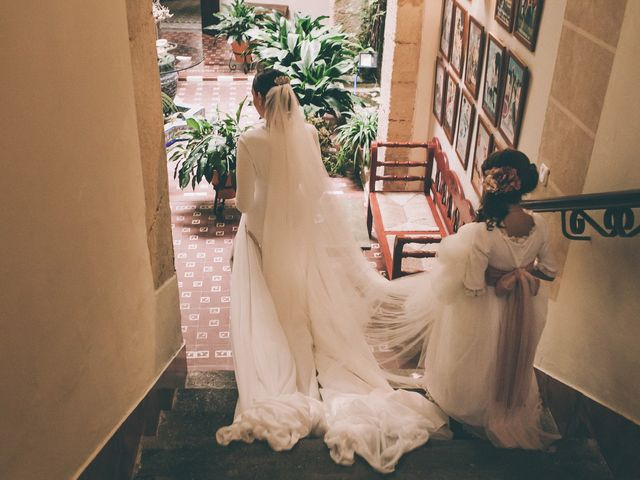 La boda de Guille y Cris en El Puerto De Santa Maria, Cádiz 14