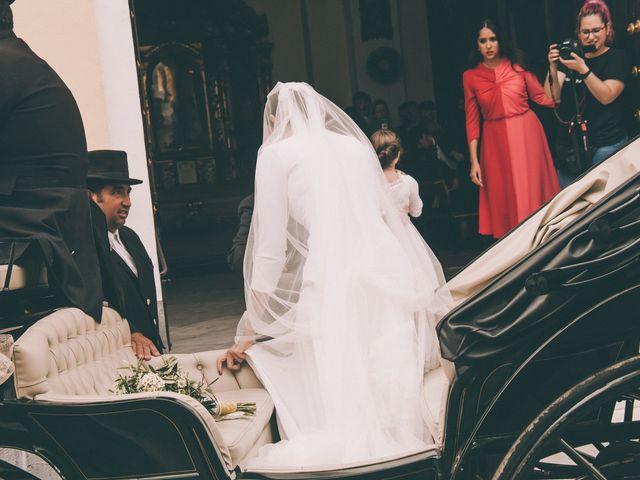 La boda de Guille y Cris en El Puerto De Santa Maria, Cádiz 17