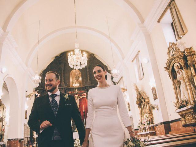 La boda de Guille y Cris en El Puerto De Santa Maria, Cádiz 31