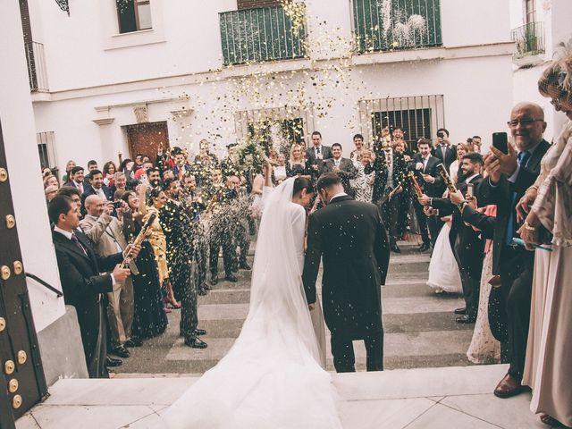 La boda de Guille y Cris en El Puerto De Santa Maria, Cádiz 33