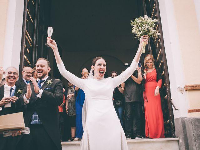 La boda de Guille y Cris en El Puerto De Santa Maria, Cádiz 34