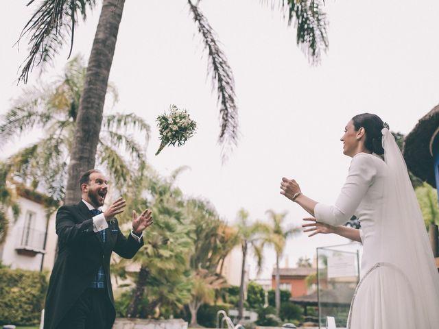 La boda de Guille y Cris en El Puerto De Santa Maria, Cádiz 50