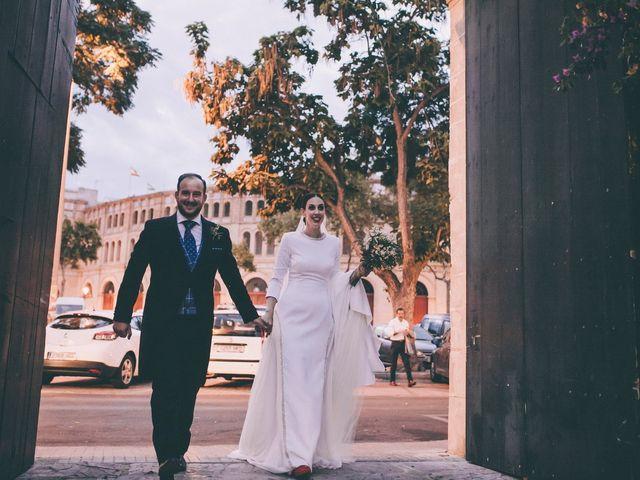 La boda de Guille y Cris en El Puerto De Santa Maria, Cádiz 57