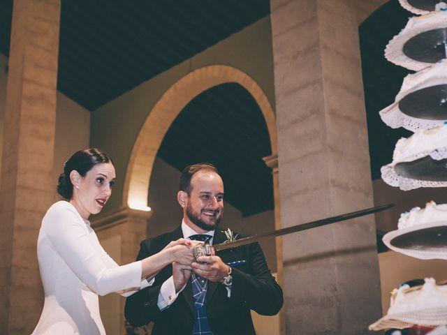 La boda de Guille y Cris en El Puerto De Santa Maria, Cádiz 69