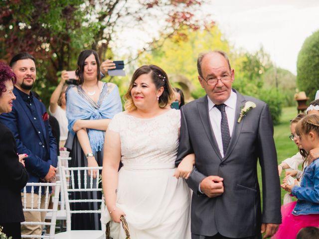 La boda de Gerard y Alba en Torregrossa, Lleida 14