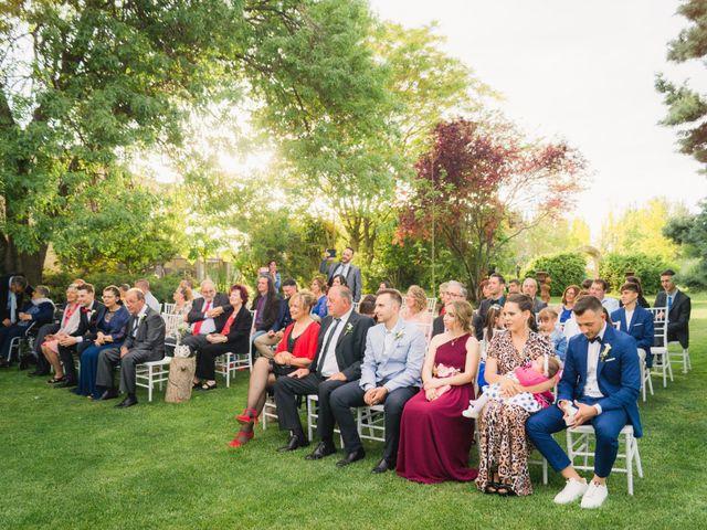 La boda de Gerard y Alba en Torregrossa, Lleida 16