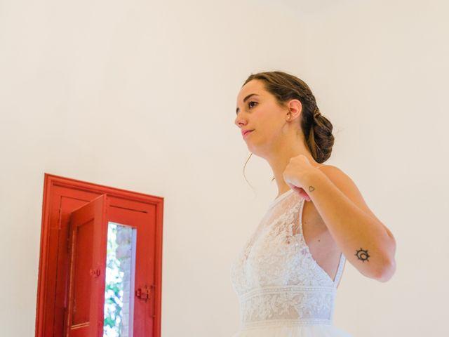 La boda de Riky y Maria en Sant Pere De Vilamajor, Barcelona 27