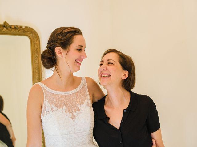 La boda de Riky y Maria en Sant Pere De Vilamajor, Barcelona 35