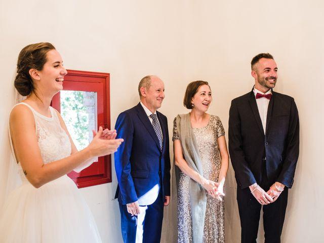 La boda de Riky y Maria en Sant Pere De Vilamajor, Barcelona 41
