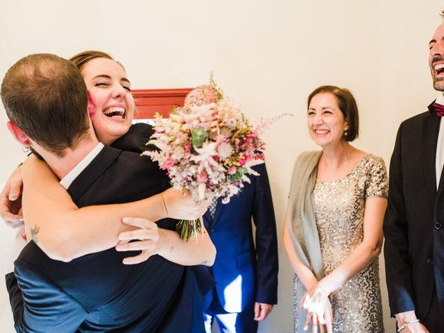 La boda de Riky y Maria en Sant Pere De Vilamajor, Barcelona 42