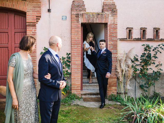 La boda de Riky y Maria en Sant Pere De Vilamajor, Barcelona 46