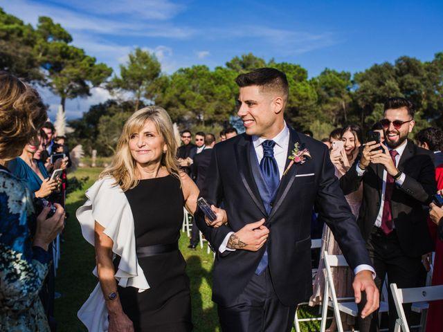 La boda de Riky y Maria en Sant Pere De Vilamajor, Barcelona 49