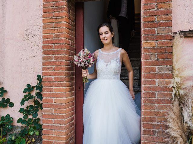 La boda de Riky y Maria en Sant Pere De Vilamajor, Barcelona 50