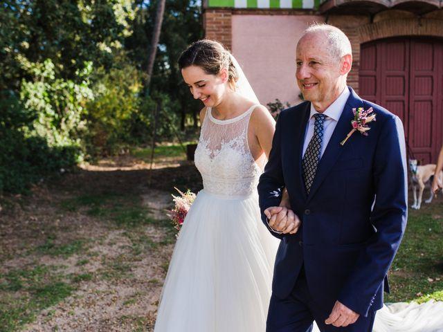 La boda de Riky y Maria en Sant Pere De Vilamajor, Barcelona 51
