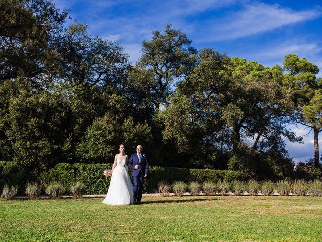 La boda de Riky y Maria en Sant Pere De Vilamajor, Barcelona 54