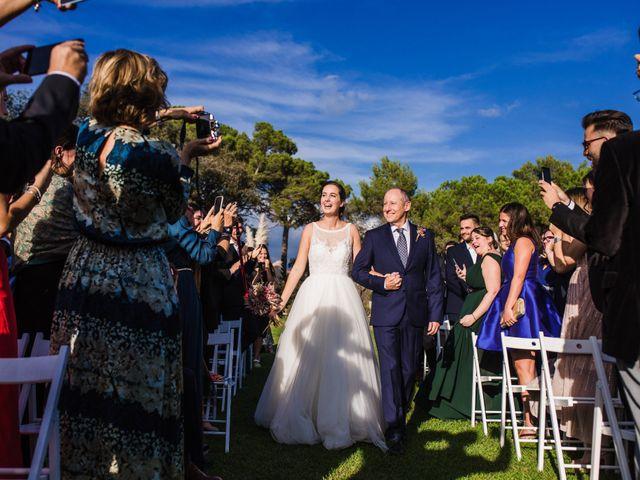 La boda de Riky y Maria en Sant Pere De Vilamajor, Barcelona 55