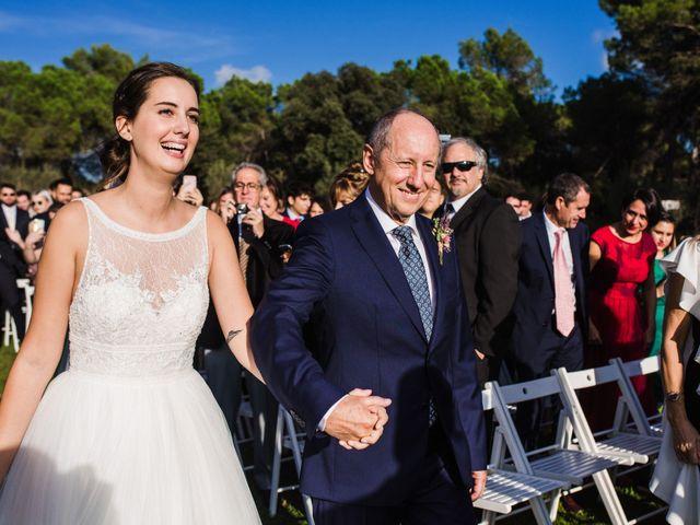 La boda de Riky y Maria en Sant Pere De Vilamajor, Barcelona 57