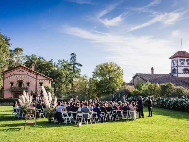 La boda de Riky y Maria en Sant Pere De Vilamajor, Barcelona 60