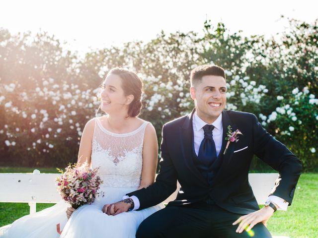 La boda de Riky y Maria en Sant Pere De Vilamajor, Barcelona 61