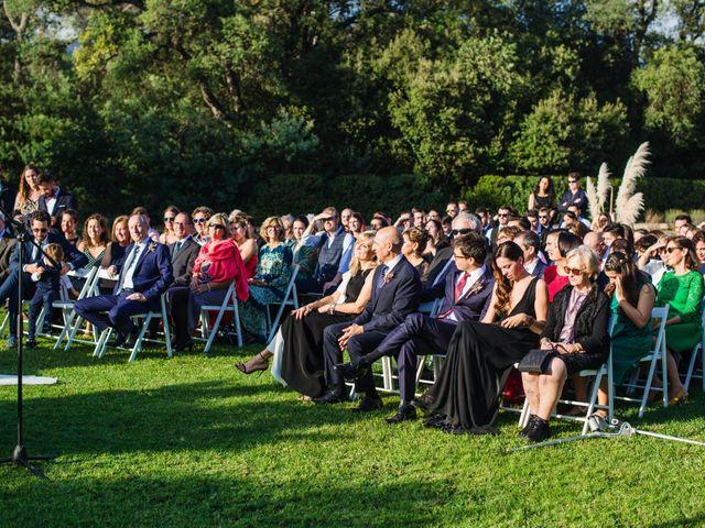 La boda de Riky y Maria en Sant Pere De Vilamajor, Barcelona 62