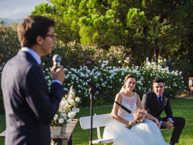 La boda de Riky y Maria en Sant Pere De Vilamajor, Barcelona 64