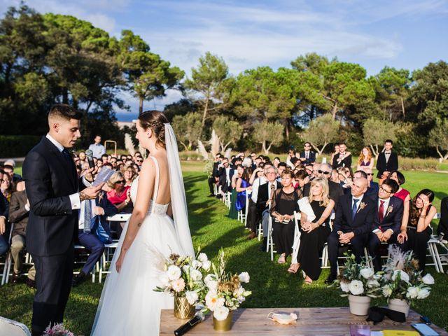La boda de Riky y Maria en Sant Pere De Vilamajor, Barcelona 81