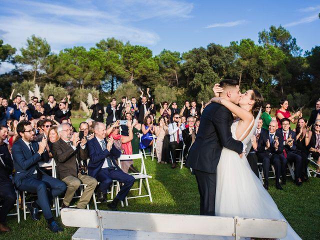 La boda de Riky y Maria en Sant Pere De Vilamajor, Barcelona 83