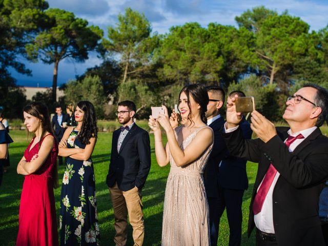 La boda de Riky y Maria en Sant Pere De Vilamajor, Barcelona 89