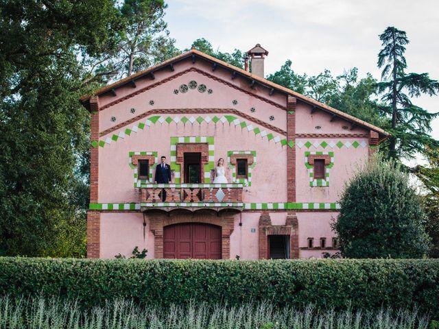 La boda de Riky y Maria en Sant Pere De Vilamajor, Barcelona 100