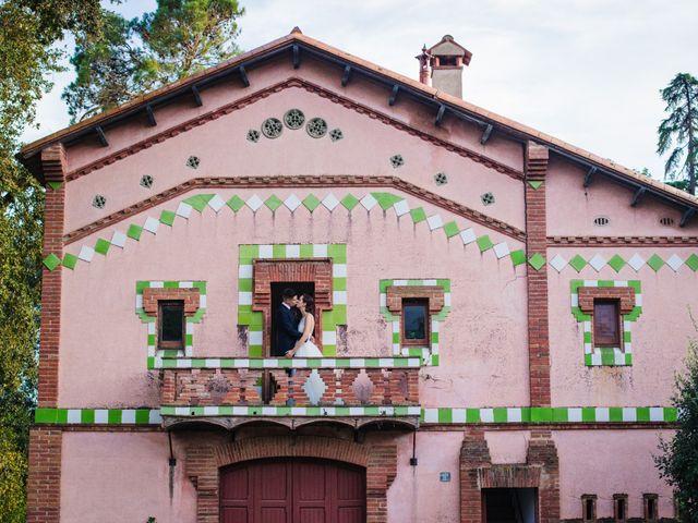 La boda de Riky y Maria en Sant Pere De Vilamajor, Barcelona 101