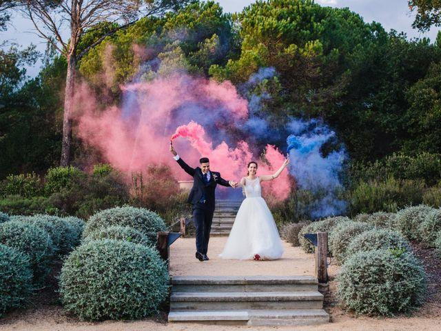 La boda de Riky y Maria en Sant Pere De Vilamajor, Barcelona 105