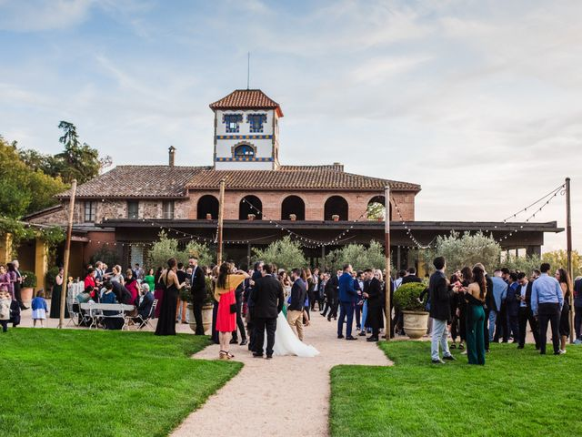 La boda de Riky y Maria en Sant Pere De Vilamajor, Barcelona 108