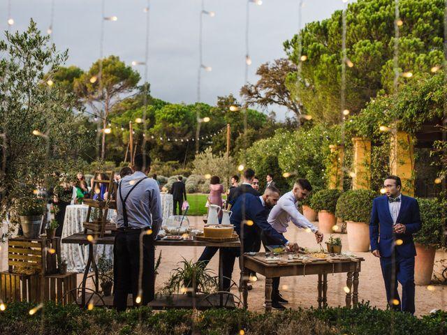 La boda de Riky y Maria en Sant Pere De Vilamajor, Barcelona 110