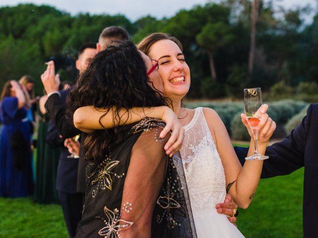 La boda de Riky y Maria en Sant Pere De Vilamajor, Barcelona 115