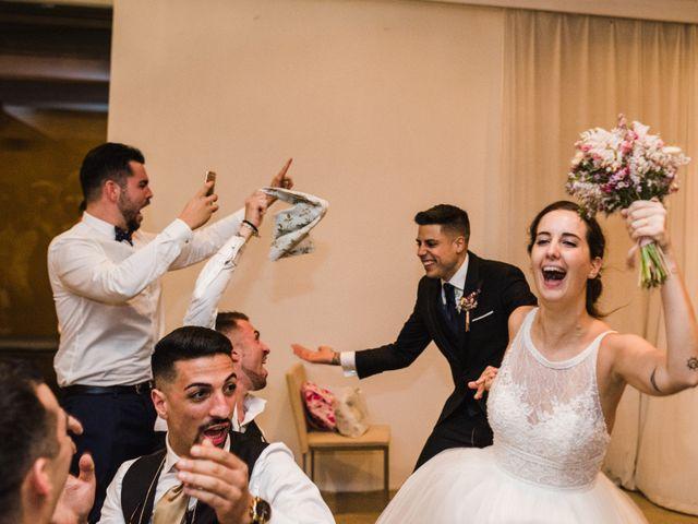 La boda de Riky y Maria en Sant Pere De Vilamajor, Barcelona 121