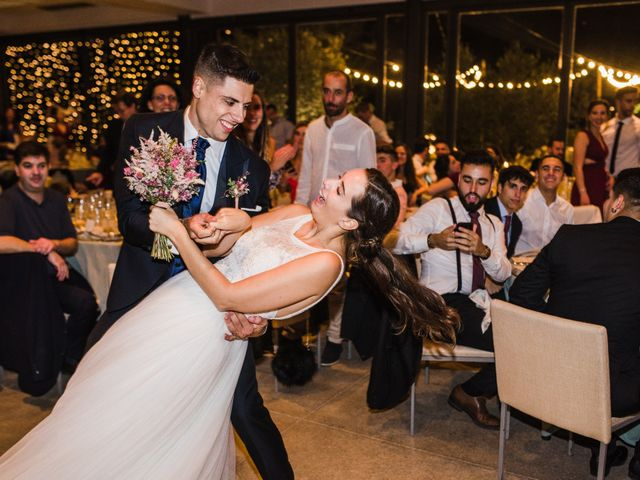 La boda de Riky y Maria en Sant Pere De Vilamajor, Barcelona 123