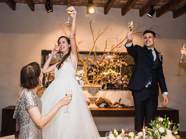 La boda de Riky y Maria en Sant Pere De Vilamajor, Barcelona 133